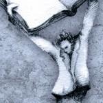 """lecture légére - festival du livre """"enfin livre"""" - mine de plomb"""