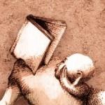 """question - festival du livre """"enfin livre"""" - mine de plomb"""