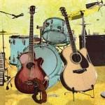 """Fly recto/verso groupe de musique """"The Repreneurs"""" - 2011"""