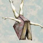 """Affiche festival """"Enfin livre"""" - 2012"""
