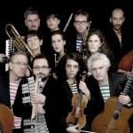 Prise de vue - Affiche - Communication - Décors - L'Orchestre de Poche - 2015